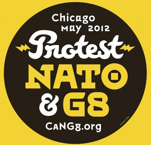 Protest NATO & G8